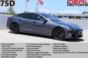 2016 Tesla Model S 75D Sedan 4D For Sale (+ iDeal Motors) $56988