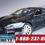 2017 Tesla Model S 90D (The no stress way on Evergreen Way!) $65888