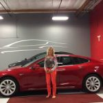 2016 Tesla S75 lease buy out (Pacific Beach) $756