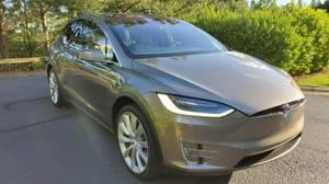 2016 Tesla Model X 90D $38500