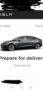 Tesla model 3 with full $10,000 rebate (New Westminster) $1000