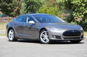 2015 Tesla Model S Silver SEE IT TODAY! (dublin / pleasanton / livermore)