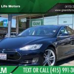 2013 Tesla Model S Base 4dr Liftback (60 kWh) – TEXT/CALL (415) 237-4897 (+ Green Life Motors) $30950