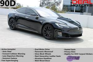 2016 Tesla Model S 90D Sedan 4D For Sale (+ iDeal Motors) $61988