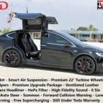 2016 Tesla Model X P90D Sport Utility 4D For Sale (+ iDeal Motors) $79988