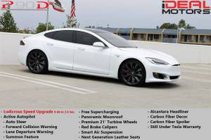2016 Tesla Model S P90D Sedan 4D For Sale (+ iDeal Motors) $79988