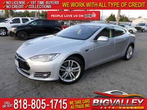 2013 Tesla Model S 90 (- Your Down Is Your Approval) $35995