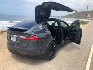 2016 Tesla Model X P90D – like new (Ventura) $78950