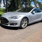 2014 Tesla Model S   Sedan *FULLY ELECTRIC *CLEAN (Silver) (PDX Car People LLC4231 SE Roethe Rd  Mil) $42995