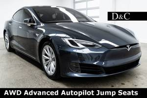 2016 Tesla Model S AWD All Wheel Drive Electric 75D 4D Sedan (D&C Motor Company) $54995