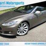 2015 Tesla Model S 70D AWD 4dr Liftback CALL NOW FOR AVAILABILITY! (+ Mudarri Motorsports Co) $46880