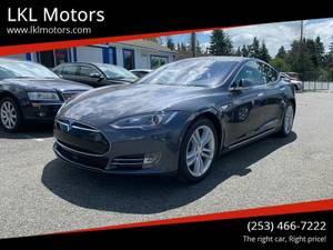 2016 Tesla Model S 90D AWD 4dr Liftback (Tesla Model S) $51750