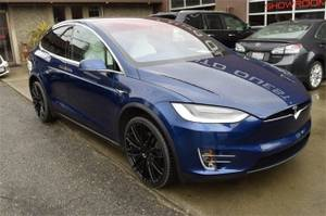 2017 *Tesla* *Model X* *100D AWD* Deep Blue Metallic (Autoquest.net) $86500