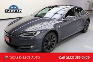 2018 Tesla Model S P100D Sedan (Texas Direct Auto – Visit our Store at Stafford) $104740
