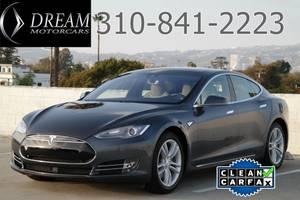 2014 *Tesla* *Model S* *4dr Sedan 85 kWh Battery* Gr (Dream Motor Cars) $40900