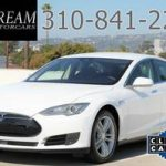 2015 *Tesla* *Model S* *4dr Sedan AWD 70D* Pearl Whi (Dream Motor Cars) $41900