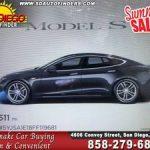 2015 Tesla Model S 70 'AUTOPILOT' SKU:22244 Tesla Model S 70 'AUTOPILO (San Diego Auto Finders) $42995