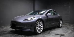 Spectacular 2018 Tesla Model 3 Long Range RWD Low Miles!!! $42350