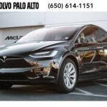 2017 Tesla Model X  75D Autopilot – SUV (BLACK Tesla Model X) $76991