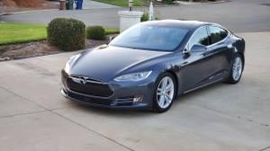 Tesla P85D P85DL+ Rare Plus Suspension & Ludicrous Upgrade Still on v8 (santa clara) $49000