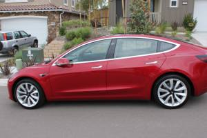 2018 Used Tesla Model 3 Long Range (San Diego) $45000