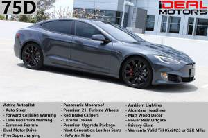 2016 Tesla Model S 75D Sedan 4D For Sale (+ iDeal Motors) $57488