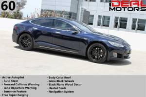 2015 Tesla Model S 60 Sedan 4D For Sale (+ iDeal Motors) $34988
