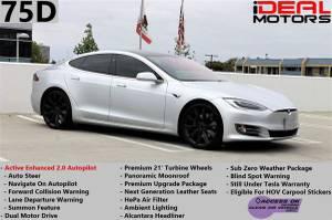 2017 Tesla Model S 75D Sedan 4D For Sale (+ iDeal Motors) $69988