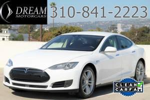 2015 *Tesla* *Model S* *4dr Sedan AWD 70D* Pearl Whi (Dream Motor Cars) $41900