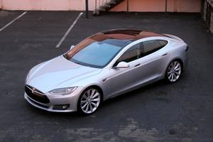 2013 Tesla Model S P85 Performance WARRANTY 1 Owner Air Ride Pano Roof (hayward / castro valley) $34880