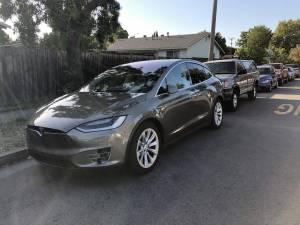 Tesla Model X 2016 (South Bay) $65000