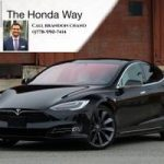 2017 TESLA MODEL S 90D (Contact for best pricing)