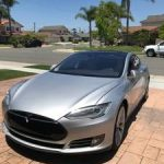 2015 Tesla P85D (Fountain Valley) $53000