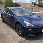 Tesla Model 3 RWD LR (Orange) $47000