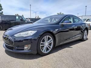 2013 Tesla Model S P85 Sedan W/ 3RD Seat (Fountain Valley) $41995