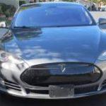 2013 Tesla P85 Gray/Blak  Mint, Loaded 88K miles (Tustin) $39999