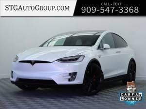 2017 Tesla Model X P90D (Tesla Model X SUV) $97888
