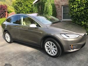 2016 Tesla Model X 90D (belmont) $65000