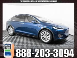 *PREMIUM LUXURY* 2017 *Tesla Model X* 75D AWD (*PREMIUM_LUXURY*_*Tesla*_*Model_X*75D_AWD) $76999