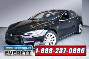 2017 Tesla Model S 90D (The no stress way on Evergreen Way!) $64988