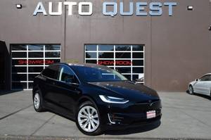 2016 *Tesla* *Model X* *AWD 4dr 90D* Obsidian Black (Autoquest.net) $72200