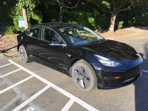 2018 Tesla Model 3 (vallejo / benicia) $41999