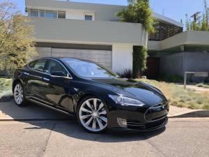 TESLA Model S P85  P85 Under Manuf. Warranty PRIVATE Owner (Santa Monica) $35000
