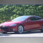 2014 Tesla Model S Electric P85 Sedan (Luxury Auto Plex)