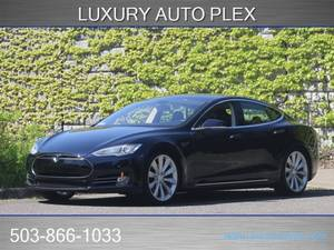 2013 Tesla Model S Electric Performance Sedan (Luxury Auto Plex) $44950