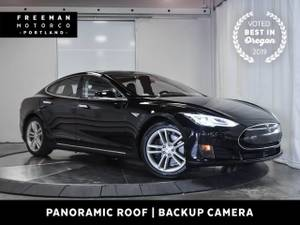 2016 Tesla Model S  85 Pano Roof Nav Heated Seats Back-Up Cam Sedan (Freeman Motor Company) $47995