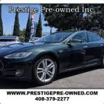 2014 TESLA MODEL S P85 *LOW 38K MLS*-NAVI/BACK UP-$106K MSRP-L00K (WWW.PRESTIGEPRE-OWNED.COM) $42799