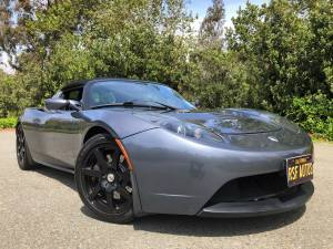 2008 Tesla Roadster Convertible for sale! (Fairbanks Ranch) $47995