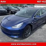2018 Tesla Model 3 Long Range Battery AWD $729 DOWN $165/WEEKLY (407-770-7123) $1