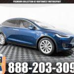 2017 *Tesla Model X* 75D AWD (*Tesla*_*Model_X*75D_AWD) $73999